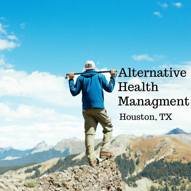 Alternative Health Management- Shane Howell, Houston, TX