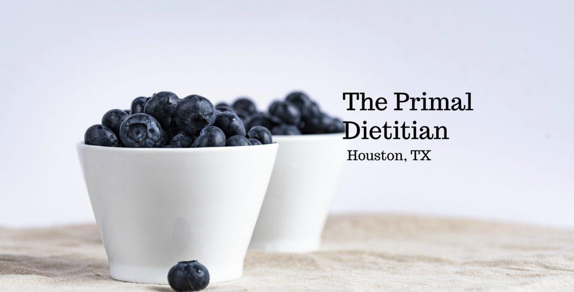 The Primal Dietitian- Lindsay Reno Houston, TX