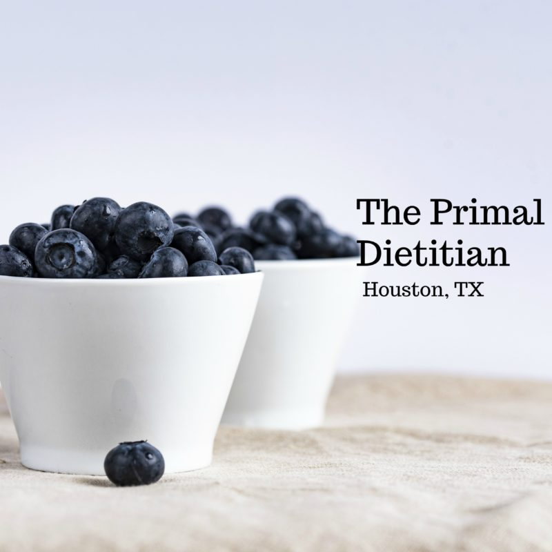 The Primal Dietitian- Lindsay Reno Houston, TX