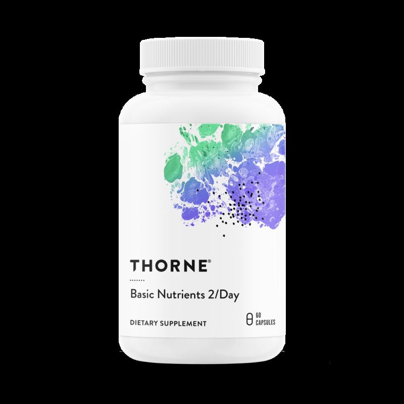 Thorne On-Line Dispensary